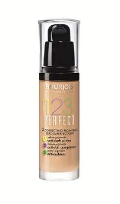 Bourjois 1,2,3 Perfect foundation Light 30ml by