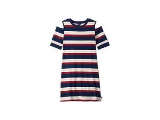 Tommy Hilfiger Rib Dress (Big Kids)