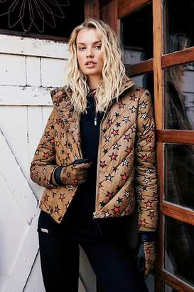 Scotch & Soda Quilted Star Puffer Jacket