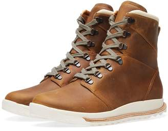 Rick Owens x Hood Rubber Dirt Grafton Boot