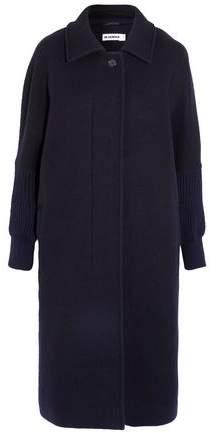Jil Sander Wool-Blend Coat