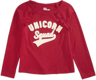Epic Threads Little Girls Unicorn Squad T-Shirt