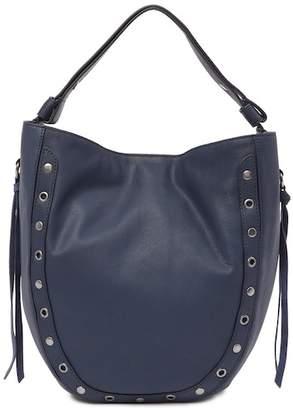Lucky Brand Tuli Leather Hobo Shoulder Bag