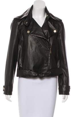 Chanel Paris-Dubai Leather Jacket
