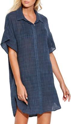 Seafolly Beach Cover-Up Shirt