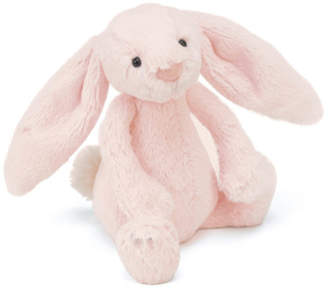 Jellycat Bashful Rabbit With Large Bell Ears 18cm