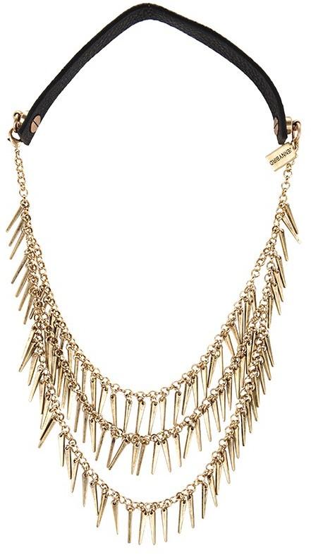 Jenny Bird Fringe Necklace