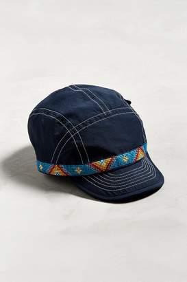 Chums Woven Band 5-Panel Hat
