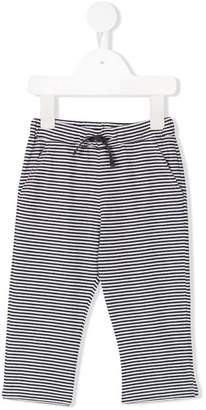 Douuod Kids striped casual trousers