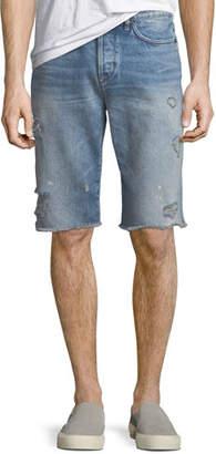 Hudson Men's Dixon Distressed Shorts