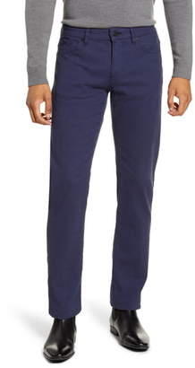 BOSS Delaware Slim Fit Stretch Twill Pants