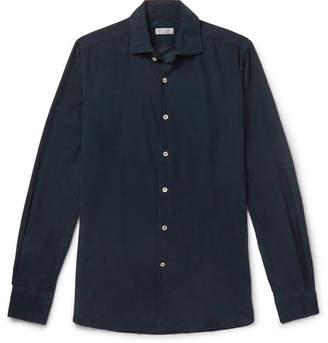 Incotex Ween Slim-Fit Cotton-Corduroy Shirt