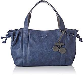 Le Temps Des Cerises Women's LTC3V5K Top-Handle Bag Blue