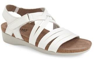 Women's Munro 'Kaya' Strappy Sandal $164.95 thestylecure.com
