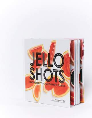 Books Jello Shots Party Recipe Book
