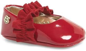 Jessica Simpson Mary Jane Crib Shoe