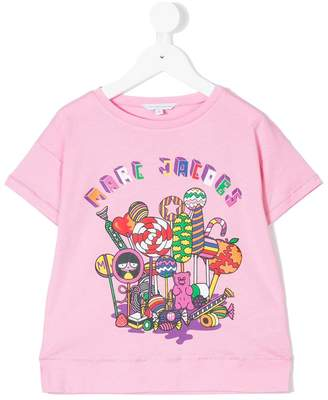 Little Marc Jacobs graphic print T-shirt