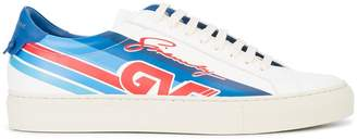 Givenchy GV Motocross print sneakers