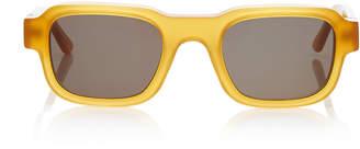 Thierry Lasry Enfants Riches Deprimes x Isolar Square Frame Acetate Sunglasses