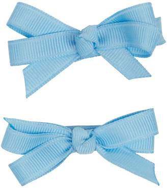 Harrods Bow Hair Clips (Pack of 2)