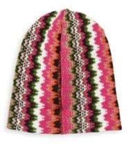 Missoni Chevron Knit Beanie
