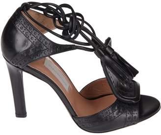 L'Autre Chose Tassel Sandals