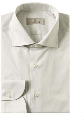 Canali Slim-Fit Dress Shirt