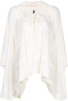 Taylor Sectioned Overlay jumper