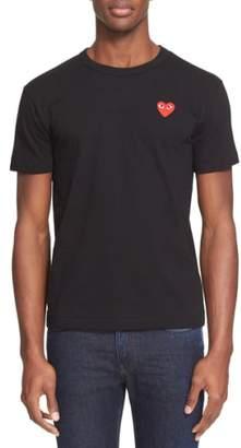 Comme des Garcons Cotton Jersey Crewneck T-Shirt