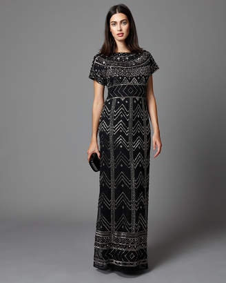 Phase Eight Cleo Embellished Dress