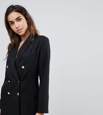 Missguided Longline Tailored Blazer