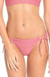 Robin Piccone Lily Side Tie Bikini Bottoms
