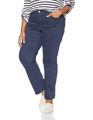 Bandolino Women's Plus Size Mandie Signature Fit 5 Pocket Jean