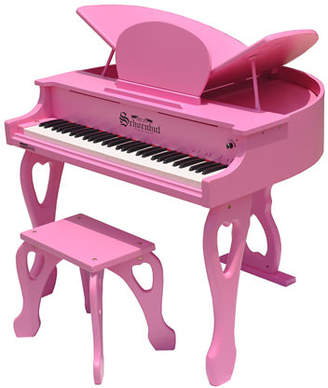 Schoenhut Kids' 61-Key Digital Butterfly Baby Grand Piano