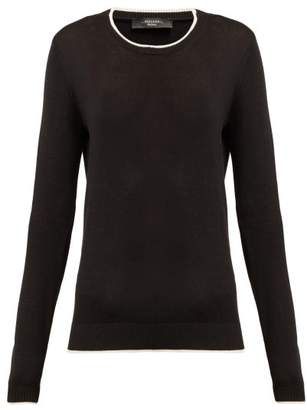 Max Mara Flipper Sweater - Womens - Black