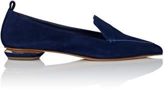 Nicholas Kirkwood Women's Beya Suede Loafers
