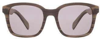 Max Studio Taylor - Matte Tortoise Zyl Sunglasses