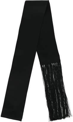 DSQUARED2 tassel-trimmed scarf