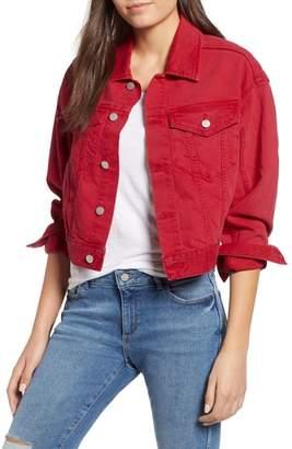 DL1961 Annie Crop Denim Jacket