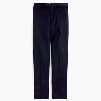 J.Crew Ludlow Classic-fit pant in stretch classic navy four-season wool