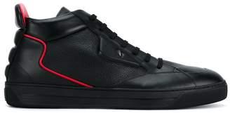 Fendi Bag Bugs hi top sneakers