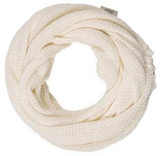 Alice + Olivia Rib Knit Infinity Scarf