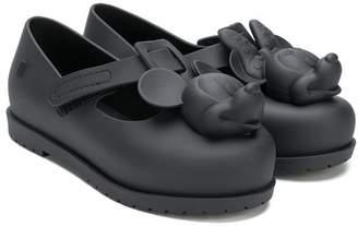 Mini Melissa Mickey & Minnie ballerina shoes