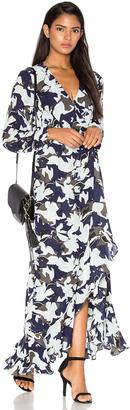Parker July Maxi Dress $398 thestylecure.com