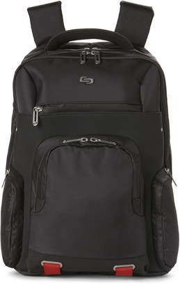 Solo Black Pro Aegis Laptop Backpack