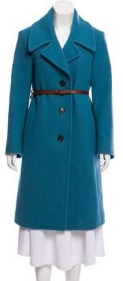 Chloé 2017 Wool Coat