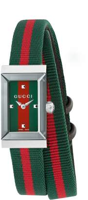Gucci G-Frame watch, 14x25mm