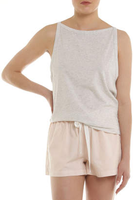Nude Lucy Ellipse Tank