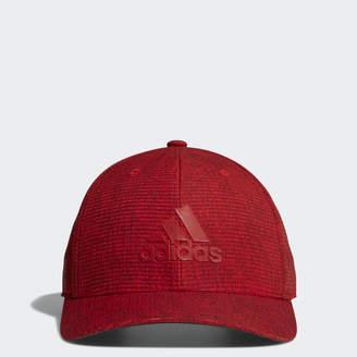 adidas Heathered Snapback Hat