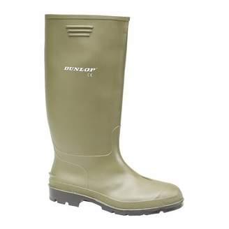 Dunlop Pricemastor PVC Welly / Mens Wellington Boots